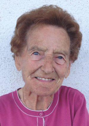 Portrait von Josefine Aichner Wwe. Profunser, Klobenstein