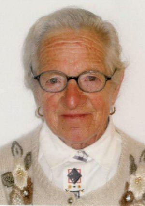 Portrait von Anna Wwe. Eder geb. Hermeter, Klobenstein