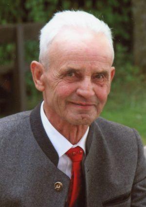 Portrait von Josef Bauer, Lengstein