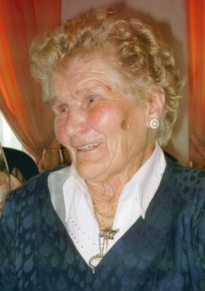 Portrait von Antonietta Comincini Wwe. Siller, Oberbozen