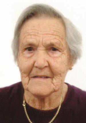 Portrait von Hermine Wwe. Mayr geb. Foppa, Klobenstein