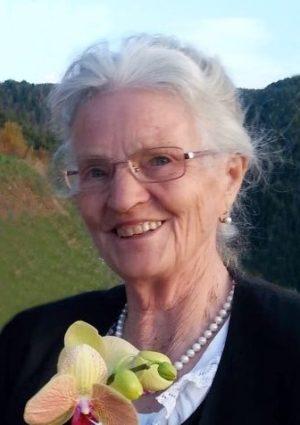 Portrait von Tilla Seebacher geb. Kaserer, Wangen
