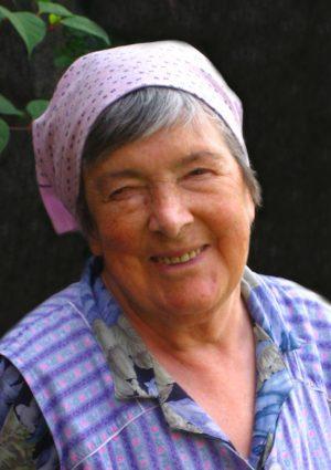 Portrait von Antonia Wwe. Rainer geb. Fragösch, Unterinn