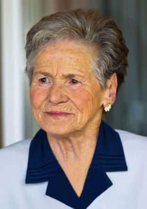 Portrait von Katherina Wwe. Kornprobst geb. Giuliani, Klobenstein