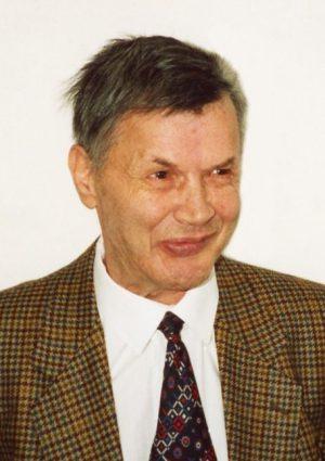 Portrait von Josef Gruber, Wangen