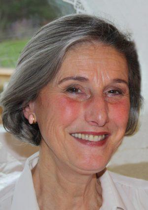 Portrait von Astrid Hauser, Klobenstein