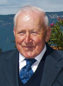 Portrait von Max Kornprobst, Klobenstein