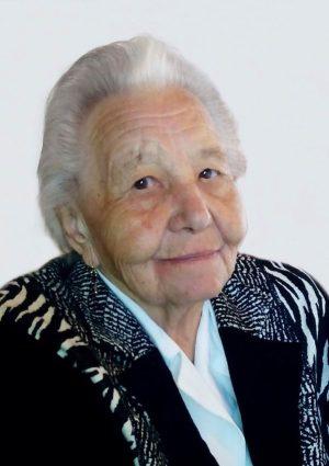Portrait von Maria Wwe. Spornberger geb. Lang, Oberinn