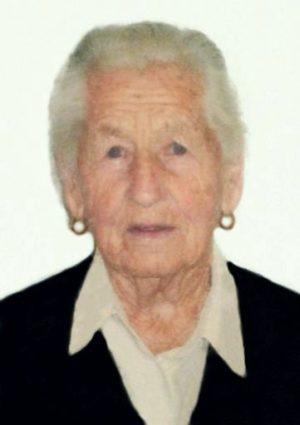 Portrait von Anna Wwe. Mair geb. Lobis, Unterinn
