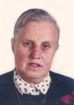 Portrait von Luisa Wwe. Mair geb. Zelger, Unterinn