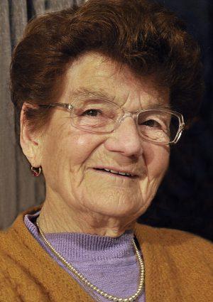 Portrait von Amalia Wwe. Prast geb. Lun, Klobenstein