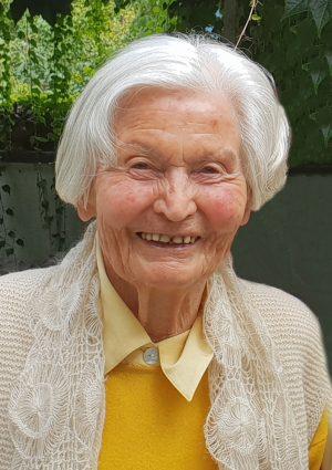 Portrait von Maria Condin Paregger, Unterinn