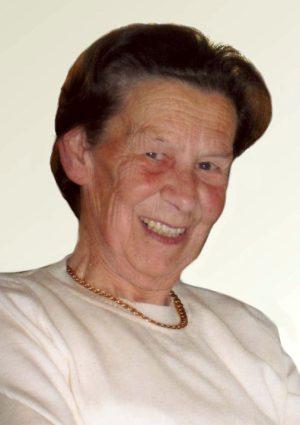 Portrait von Maria Wwe. Niederstätter geb. Kofler