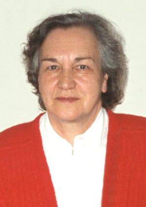 Portrait von Helene Mayr, Bozen