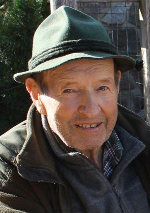 Portrait von Alois Mur, Klobenstein