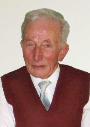 Portrait von Anton Mur, Mittelberg