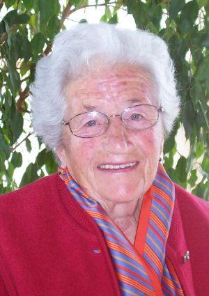 Portrait von Ottilia Langebner geb. Leiter, Oberbozen