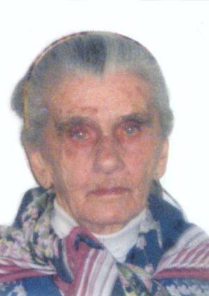 Portrait von Ottilia Wwe. Brenner geb. Mur, Oberinn
