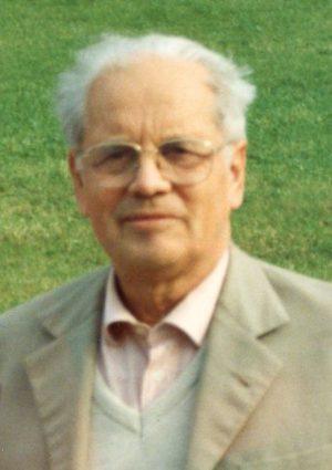 Portrait von Josef Pechlaner, Lengmoos