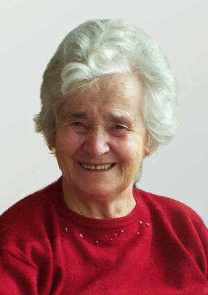 Portrait von Rosa Wwe. Valtingoier geb. Pechlaner, Oberinn