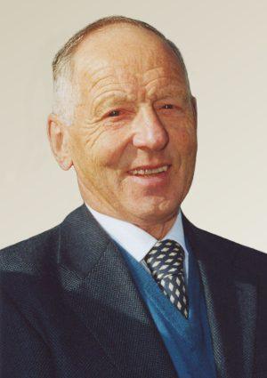 Portrait von Johann Pixner, Wangen