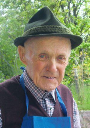Portrait von Franz Lang, Lengstein