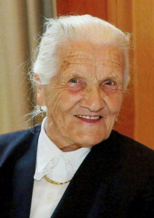 Portrait von Maria Wwe. Lintner geb. Steiner, Klobenstein