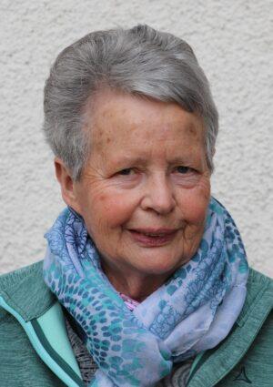 Portrait von Katharina Wwe. Schweigkofler geb. Wolf, Mittelberg