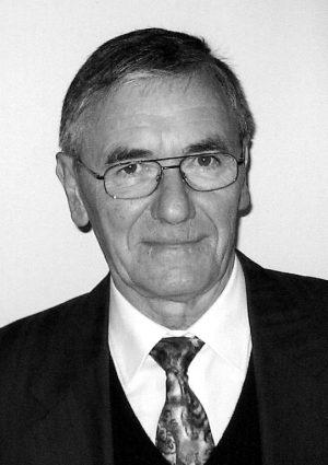 Portrait von Walter Prast, Unterinn