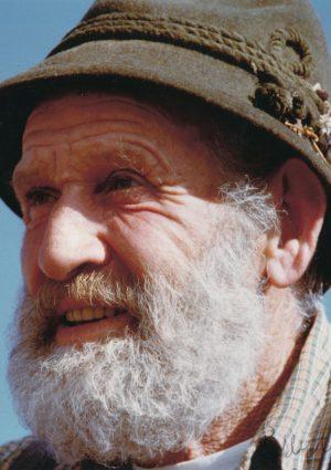 Portrait von Alois Rainer, Unterinn
