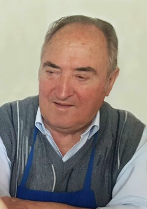 Portrait von Luis Stieler, Bozen