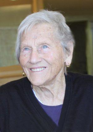 Portrait von Notburga Wwe. Thurner geb. Taber, Oberbozen