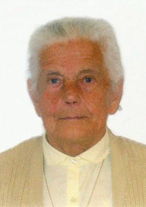 Portrait von Theresia Wwe. Graf geb. Kofler, Signat