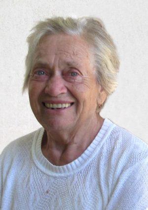 Portrait von Theresia Wwe. Burger geb. Trettel, Wangen