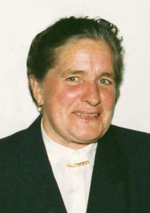 Portrait von Theresia Wwe. Goss geb. Rottensteiner, Klobenstein
