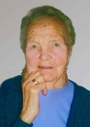 Portrait von Afra Wwe. Gostner geb. Thurner, Oberbozen