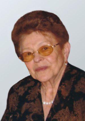 Portrait von Anna Unterhofer, Lengmoos