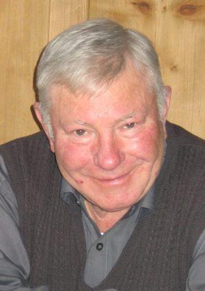 Portrait von Hans Unterhofer, Lengmoos