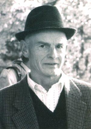 Portrait von Christian Vieider, Lengstein