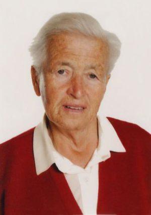 Portrait von Maria Vigl, Klobenstein