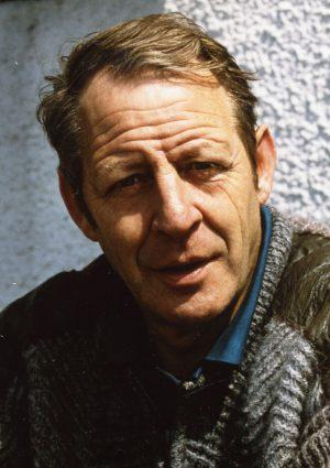 Portrait von Johann Wegmann, Klobenstein