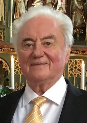 Portrait von Klaus Wojnar, Bozen