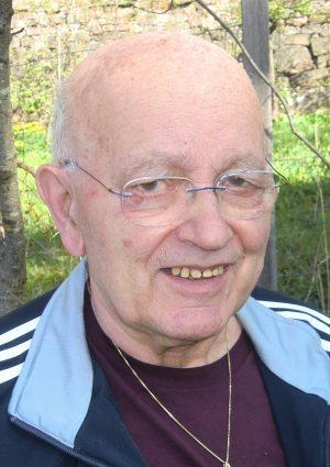 Portrait von Franz Zöggeler, Klobenstein