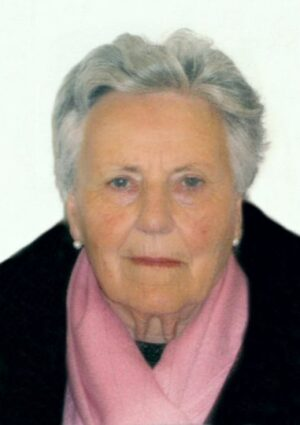 Portrait von Helga Wwe. Hackhofer geb. Zweger, Oberbozen