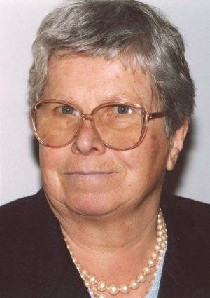 Portrait von Hildegard Unterhofer, Oberbozen