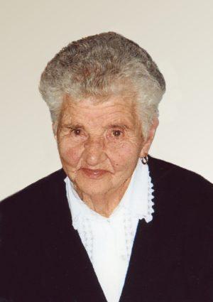 Portrait von Maria Wwe. Hofer geb. Schweigkofler, Gissmann